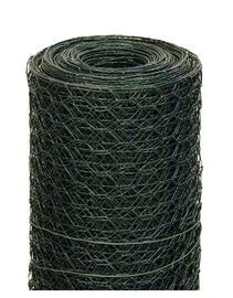 Garden Center Hexagonal Mesh 1.5x25m Green