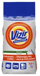 Veļas pulveris Vizir Professional Regular Alpine Fresh, 7.5 kg