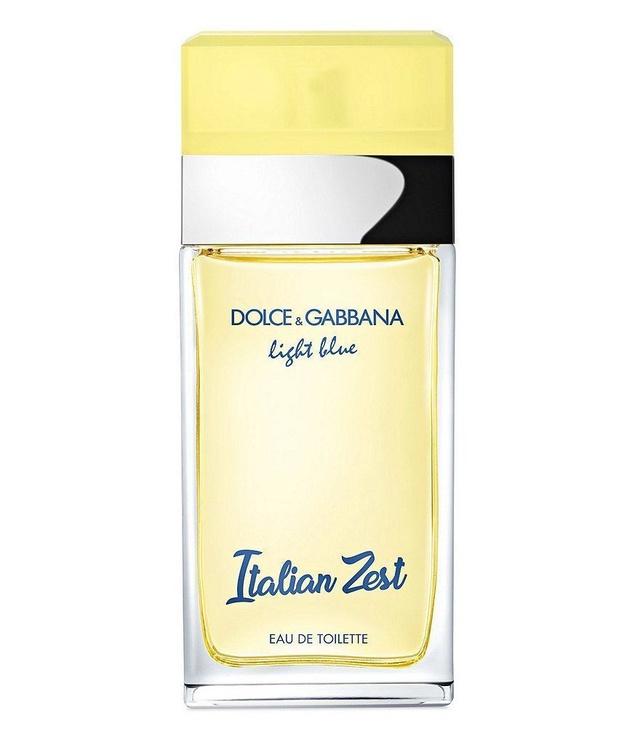 Smaržas Dolce & Gabbana Light Blue Italian Zest Femme 100ml EDT