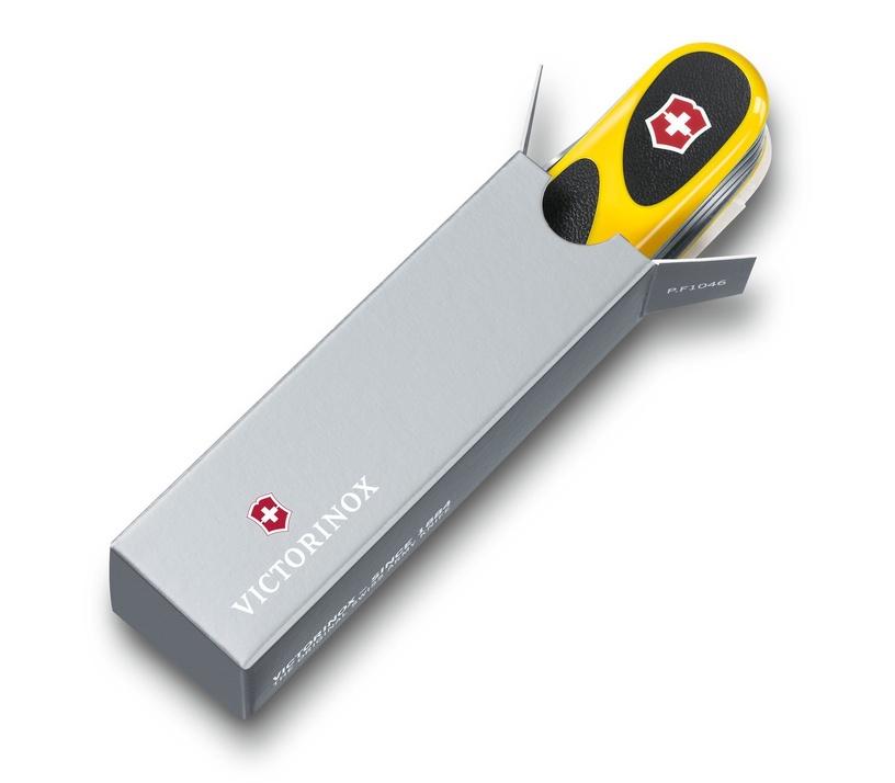 Victorinox Evolution Grip S18 Yellow