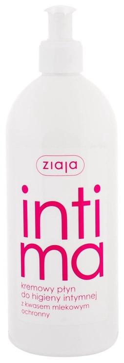 Ziaja Intimate Creamy Wash With Lactic Acid 500ml