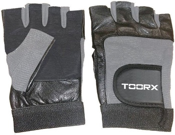 Toorx Fitness Gloves Black/Grey AHF033 L