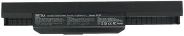 Аккумулятор для ноутбука Mitsu Battery For Asus A53/K53 4400mAh