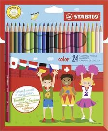 Stabilo Coloring Pencils 24pcs