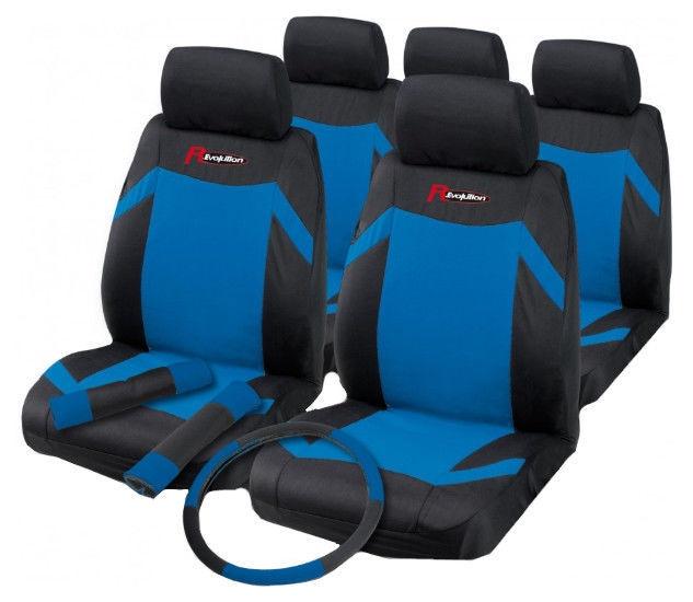 Bottari Indy Kit Black Blue