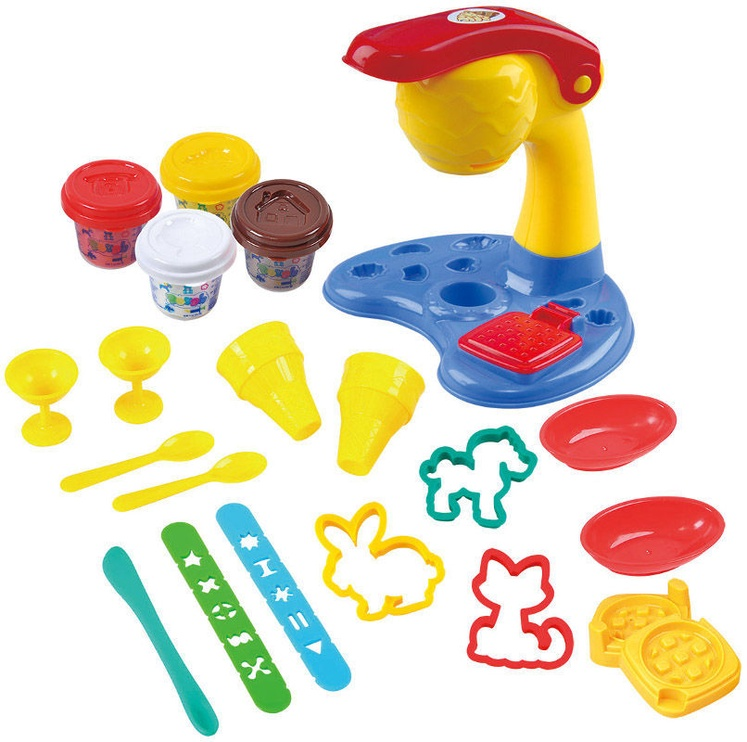 PlayGo Dough Ice Cream Delight 8640