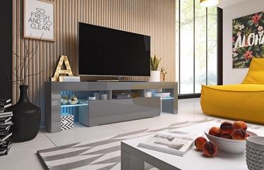 ТВ стол Cama Meble Toro 158, серый, 1580x400x410 мм