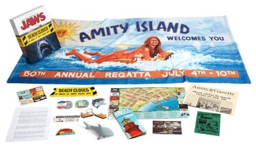 Universal Sony Pictures Nordic Jaws Amity Island Summer Of 75 Kit
