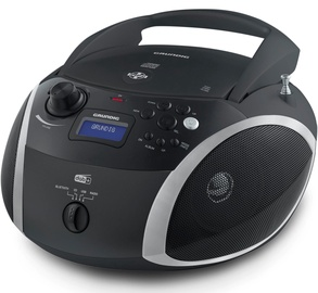 Grundig GRB 4000 CD Player Black
