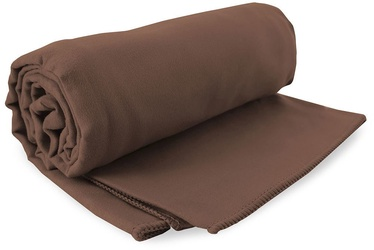 Полотенце DecoKing Ekea 15694 Brown, 160x80 см, 1 шт.