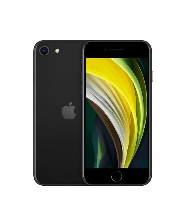 Mobilais telefons Apple iPhone SE 2020, antracīta, 3GB/64GB