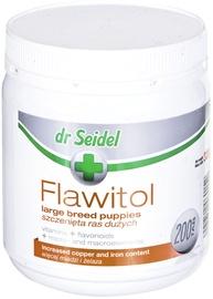Пищевые добавки для собак Dr Seidel Flawitol Large Breed Puppies 200tbs
