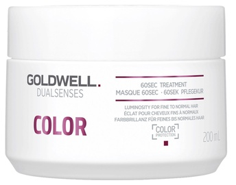 Goldwell Dualsenses Color 60S Treatment Mask 200ml
