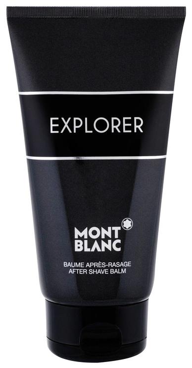 Бальзам после бритья Mont Blanc Explorer, 150 мл