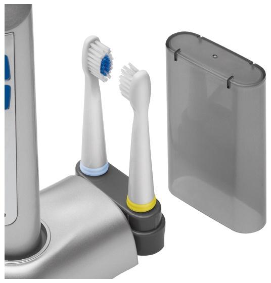Электрическая зубная щетка AEG 5664, серый