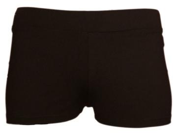 Bars Womens Shorts Black 58 M