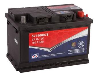 AD Baltic 577400078 Starter Battery 77Ah