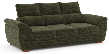 Dīvāngulta Home4you Argos 63956, zaļa, 90 x 219 x 96 cm
