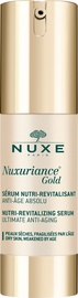 Сыворотка для лица Nuxe Nuxuriance Gold Nutri Revitalising Serum, 30 мл