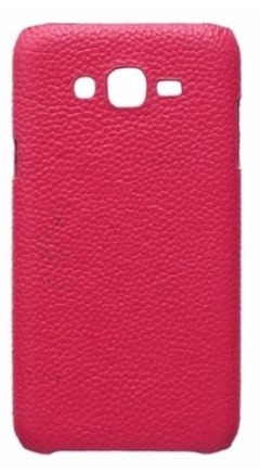 Mocco Lizard Back Case For Apple iPhone X Red