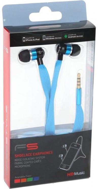 Austiņas Omega Freestyle FH2112 Shoelace Blue