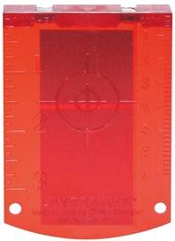 Mērķis Bosch Laser Target Red