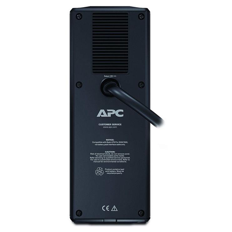APC BR24BPG Additional Battery For BR1500GI