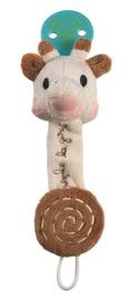 Vulli Sophie La Girafe Pacifier Holder 456011