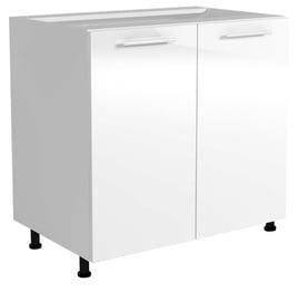Apakšējais virtuves skapītis Halmar Vento D 80/82 White