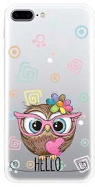 TakeMe Special Design Back Case For Apple iPhone 7 Plus/8 plus Cute Owl