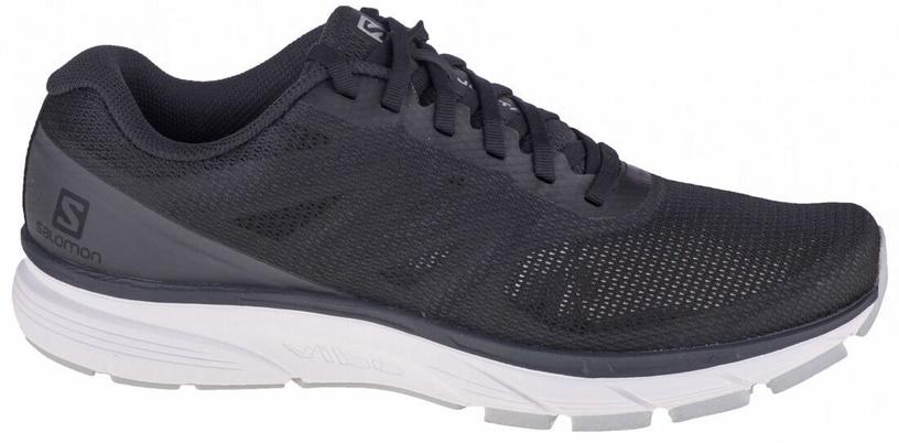Salomon Men Juxta RA Shoes 406866 Black 42 2/3