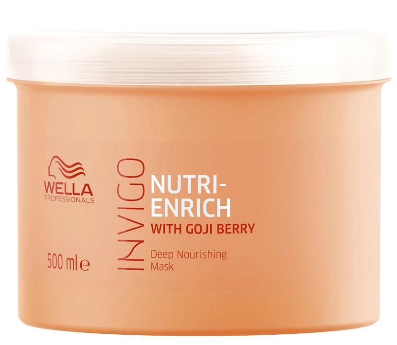 Wella Invigo Nutri Enrich Deep Nourishing Mask 500ml
