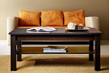 Журнальный столик ASM Uni Wenge, 1100x600x450 мм