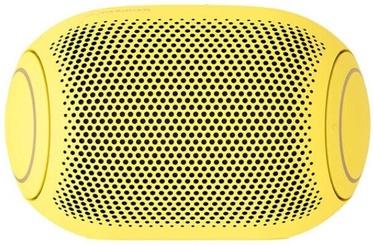 Bezvadu skaļrunis LG XBOOM Go PL2S, dzeltena, 5 W
