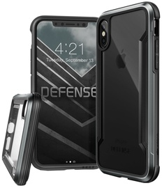 X-Doria Defense Shield Cover For Apple iPhone X Black