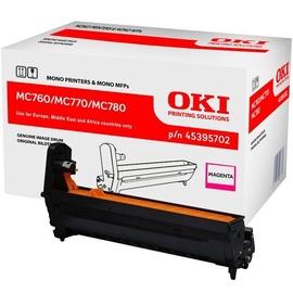 Оригинальная магнитная барабанная установка Oki For MC760/770/780, фиолетовый