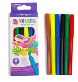 Avatar Yalong Water Color Pens 6pcs