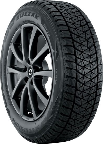 Ziemas riepa Bridgestone Blizzak DM-V2, 285/45 R22 110 T F F 75