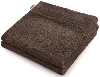 Полотенце AmeliaHome Amari 23827 Brown, 30x50 см, 1 шт.