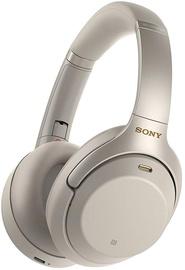 Austiņas Sony WH-1000XM3 Silver, bezvadu