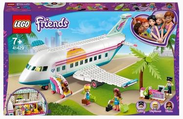 Konstruktors LEGO® Friends Hārtleikas pilsētas lidmašīna 41429