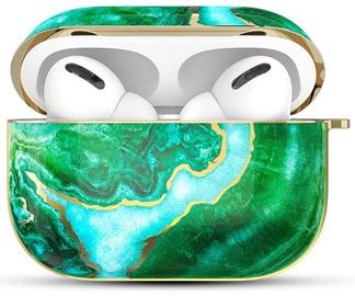 Kingxbar Jade Protector Case For Apple AirPods Pro Green