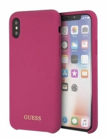 Guess Hard Back Case For Apple iPhone X/XS Rasberry Pink