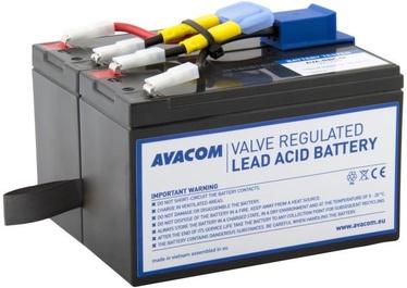 UPS akumulators Avacom Battery For UPS Replacement For RBC48