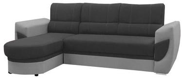 Stūra dīvāns Idzczak Meble Trendi Bahama 35/31 Gray, kreisais, 250 x 170 x 97 cm