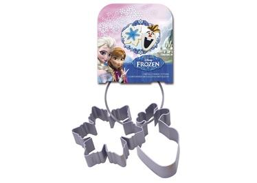 Frozen Metal Cookie Cutters 2pcs