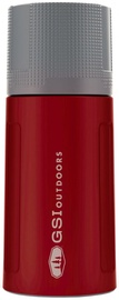GSI Outdoors Glacier Stainless Vacuum Bottle 500ml Red