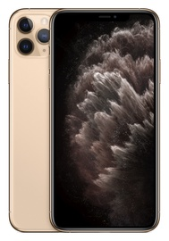 Mobilais telefons Apple iPhone 11 Pro Max Gold, 4GB/64GB
