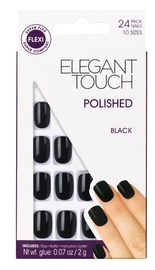 Elegant Touch Polished Jet Black 301