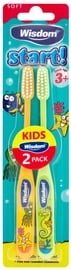 Wisdom Start! Toothbrush 2pack 3+ Years